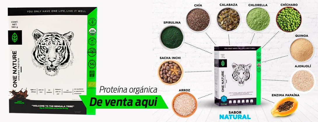 Proteína Orgánica